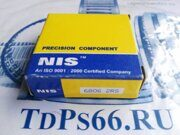 Подшипник   6806 2RS NIS-TDPS66.RU