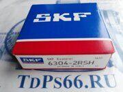 Подшипник  6304 2RSH  SKF -TDPS66.RU