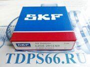 Подшипник  SKF   6208-2RS1NR - TDPS66.RU