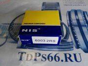 Подшипник      6003 2RS  NIS -TDPS66.RU
