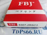 Подшипник  6307 2RSC3 FBJ -TDPS66.RU