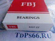 Подшипник     6207 ZZ FBJ -TDPS66.RU