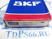 Подшипник  SKF   6209-2Z C3 - TDPS66.RU