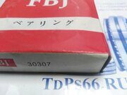 Подшипник    30307  FBJ -TDPS66.RU