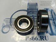 Подшипник маленький дюймовый R12 2RS  NPZ-TDPS66.RU