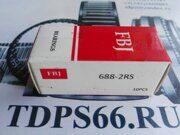 Подшипник  688 2RS  8x16x5 FBJ -TDPS66.RU