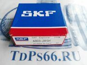 Подшипник  6003 2RSH SKF -TDPS66.RU