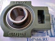 Корпусной   подшипник UCT207 APP- TDPS66.RU