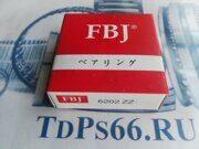 Подшипник     6202 ZZ FBJ -TDPS66.RU