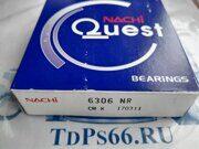 Подшипник  6306 NR NACHI -TDPS66.RU