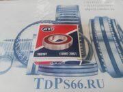 Подшипник 100 серии  6007 2RS   APP -TDPS66.RU