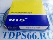 Подшипник     6211 2RS   NIS -TDPS66.RU