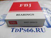 Подшипник   6007 2RSC3 FBJ   -TDPS66.RU