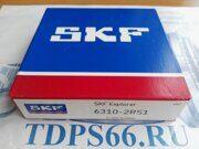 Подшипник   6310 2RS SKF -TDPS66.RU