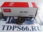 Подшипник   607 2RS 7x19x6 FBJ   -TDPS66.RU