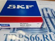 Подшипник шариковый   6211-2ZC3 SKF - TDPS66.RU