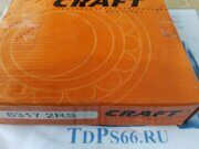 Подшипник  6317 2RS CRAFT -TDPS66.RU