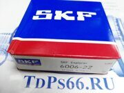 Подшипник      6006-2Z  SKF - TDPS66.RU