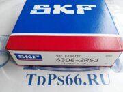 Подшипник  6306 2RS1  SKF -TDPS66.RU