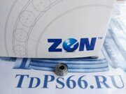 Подшипник         MR83 ZZ ZEN- TDPS66.RU