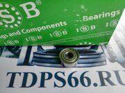 Подшипник    605 ZZ ISB  -TDPS66.RU