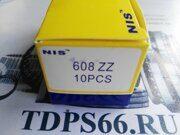 Подшипник  608 ZZ  NIS -TDPS66.RU