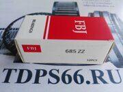 Подшипник  685 ZZ  5x11x5 FBJ -TDPS66.RU