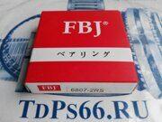 Подшипник   6807 2RS FBJ-TDPS66.RU