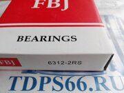 Подшипник     6312-2RS FBJ-TDPS66.RU