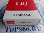 Подшипник  6006 2RS  FBJ -TDPS66.RU