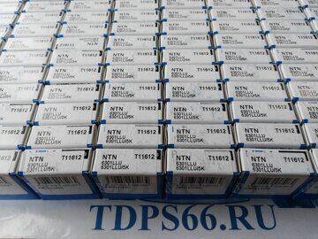 Подшипники  6301LLU NTN - TDPS66.RU