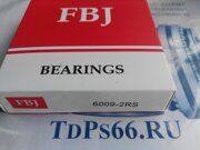 Подшипник    6009 2RS FBJ-TDPS66.RU