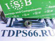 Подшипник   695 ZZ 5x13x4 ISB - TDPS66.RU