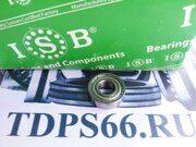 Подшипник    697 ZZ 7x17x5 ISB -TDPS66.RU