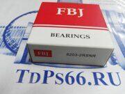 Подшипник  6203-2RSNR  FBJ   -TDPS66.RU