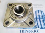 Корпусной подшипник  UCF205 MTM -TDPS66.RU