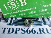 Подшипники    689 ZZ 9x17x5 ISB   -TDPS66.RU