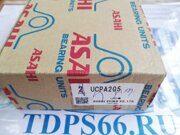 Подшипник UCPA205  ASAHI  -TDPS66.RU