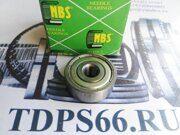 Подшипник  637 ZZ NBS -TDPS66.RU
