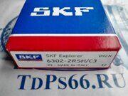 Подшипник  6302 2RSHC3   SKF-TDPS66.RU