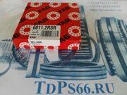 Подшипник  100 серии FAG 6011. 2RSR  - TDPS66.RU