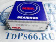 Подшипник  6904 DDU  NSK -TDPS66.RU