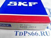 Подшипник    6208 2RS1 SKF - TDPS66.RU