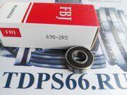 Подшипник     698 2RS 8x19x6 FBJ -TDPS66.RU