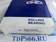Подшипник  6307 2RSR  KINEX -TDPS66.RU