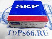 Подшипник  SKF   6005-2Z C3- TDPS66.RU