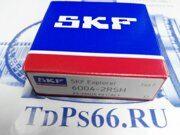 Подшипник  SKF   6004-2RSH- TDPS66.RU