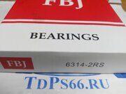 Подшипник    6314 2RS FBJ -TDPS66.RU