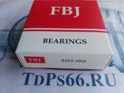 Подшипник     6205 2RS  FBJ -TDPS66.RU