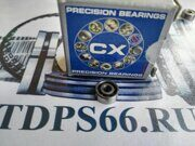 Подшипник  623   3x10x4 CX   -TDPS66.RU